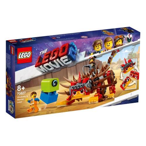 Lego 70827 Lego Movie 2 Ultrakatty & Warrior Lucy!