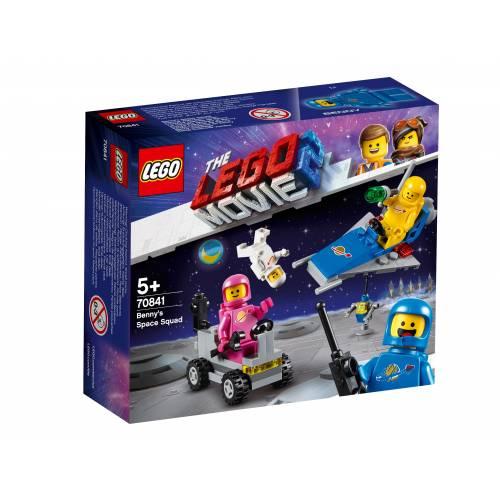 Lego 70841 Lego Movie 2 Benny's Space Squad