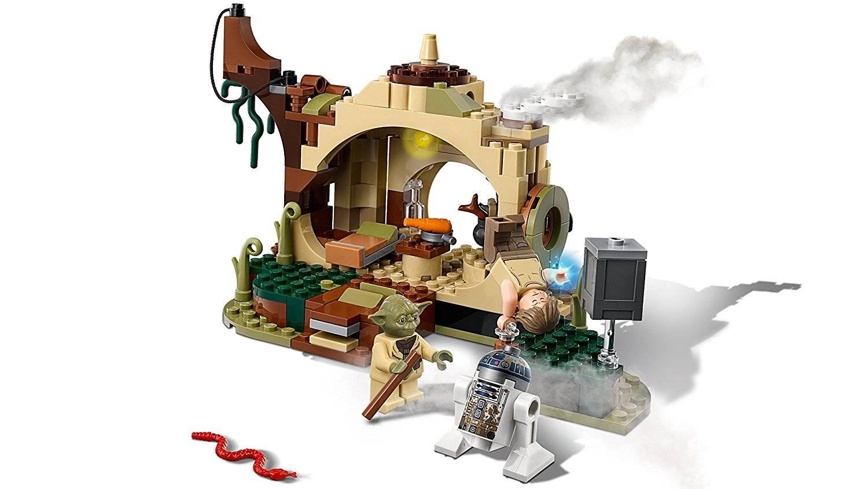 lego 75208 star wars yoda's hut  toys n tuck