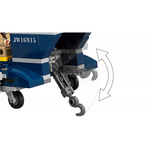 Lego 75928 Jurassic World Blue's Helicopter Pursuit