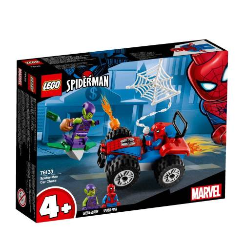 Lego 76133 Super Heroes Spider-Man Car Chase