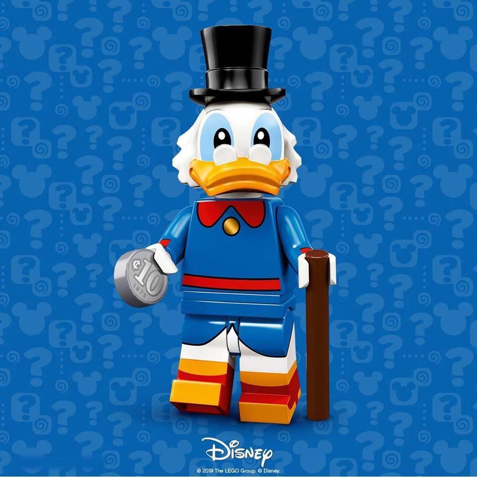 Lego Disney Minifigure Series 2 Scrooge McDuck