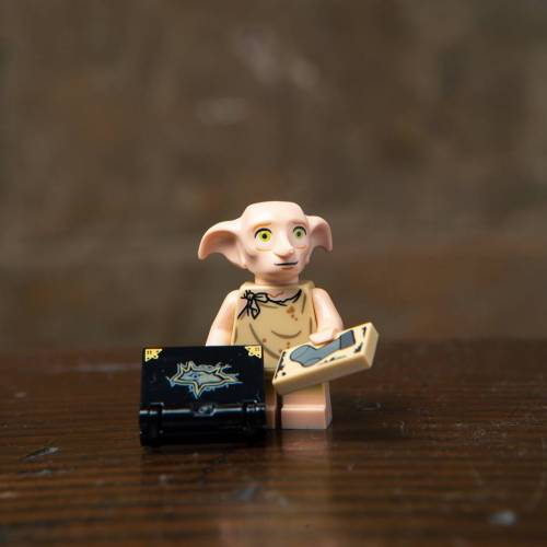 Lego Harry Potter Minifigure Dobby