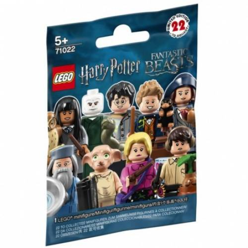 Lego Harry Potter 71022 Minifigure Blind Bag Mystery