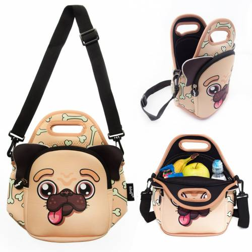 Lunch Bag - Pug