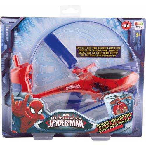 Marvel Spider-man Rescue Helicopter