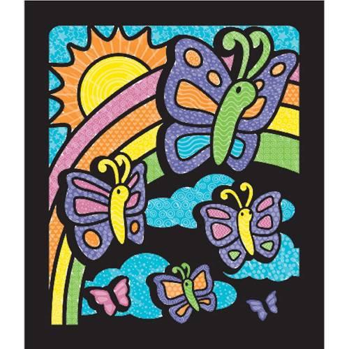 Melissa & Doug Magic Velvet Butterfly