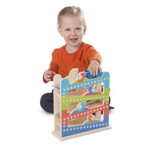 Melissa & Doug Ramp Tower