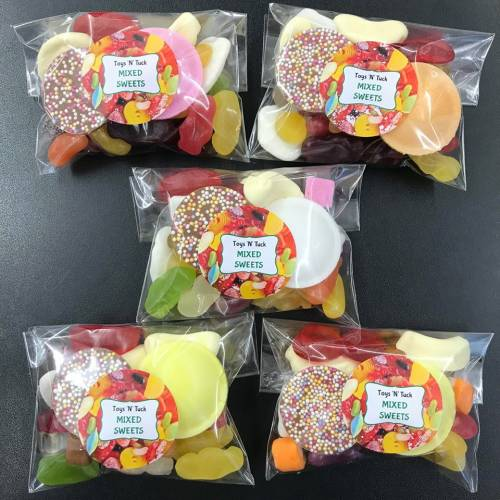 Mixed Sweets