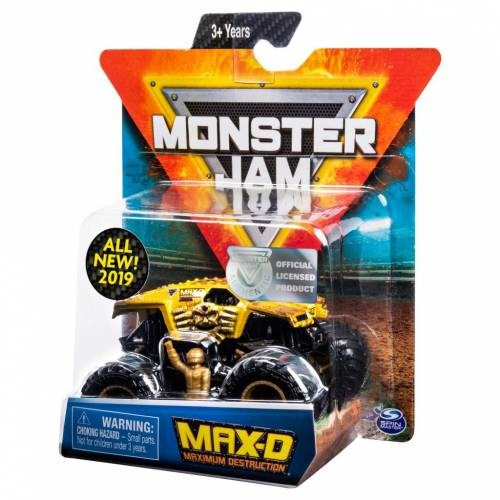 Monster Jam - Max-D Maximum Destruction