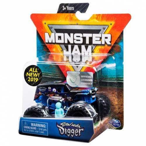Monster Jam - Son-uva Digger