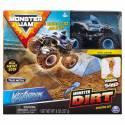 Monster Jam Monster Dirt Starter Set - Megalodon