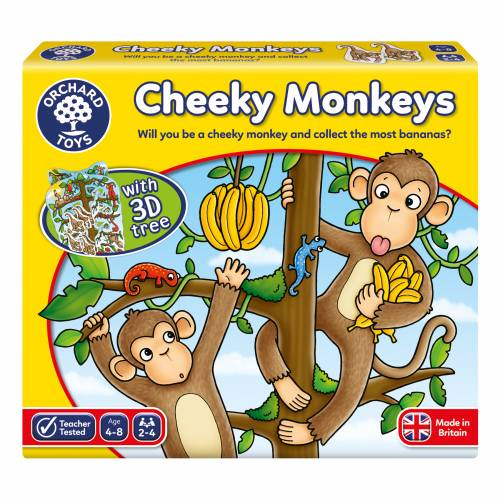 Orchard Cheeky Monkeys