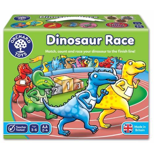 Orchard Dinosaur Race