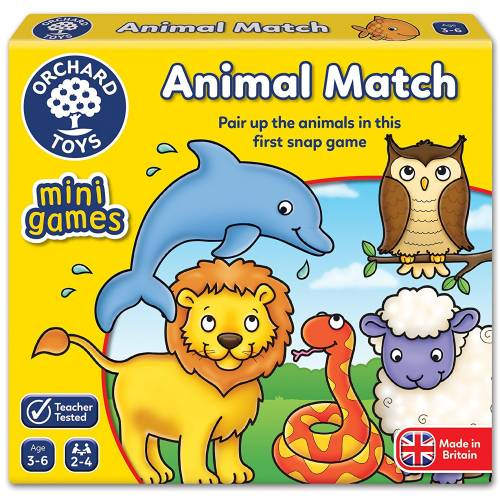 Orchard Mini Game Animal Match