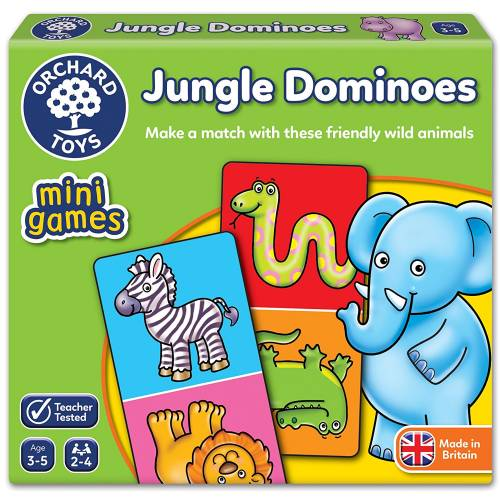 Orchard Mini Game Jungle Dominoes