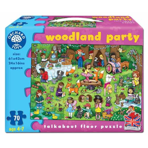 Orchard Woodland Party