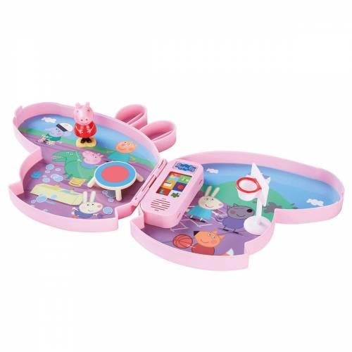 Peppa Pig Pick Up & Play Playground Playset