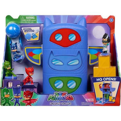 PJ Masks Fold N' Go HQ