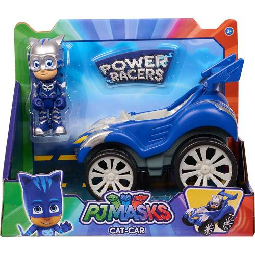 PJ Masks Power Racers Cat-Car