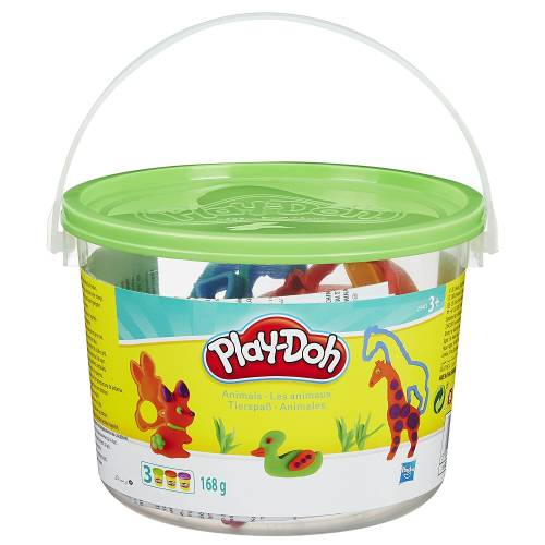 Play-Doh Mini Bucket - Animal