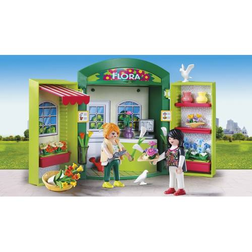 Playmobil 5639 City Life Flower Shop
