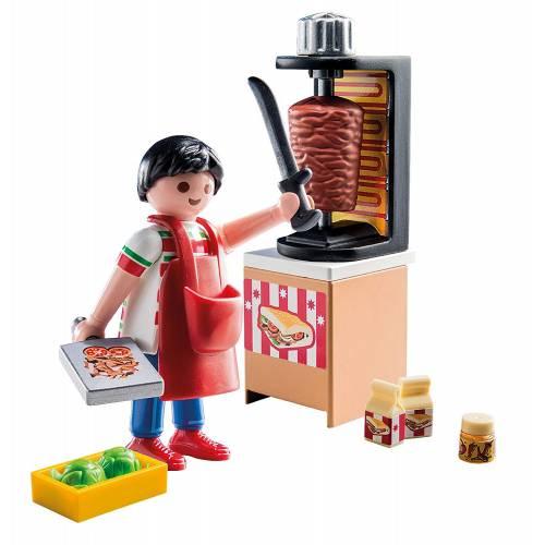 Playmobil 9088 Kebab Vendor