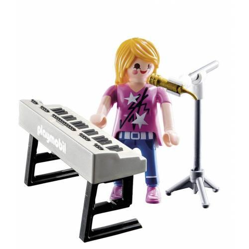 Playmobil 9095 Singer with Keyboard