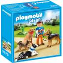 Playmobil 9279 Pet Hotel Dog Trainer