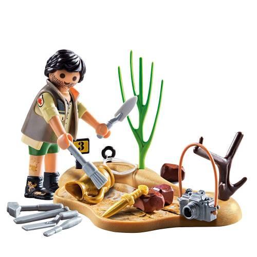 Playmobil 9359 Archeologist