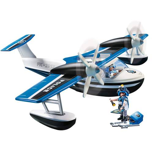 Playmobil 9436 Action Police Seaplane