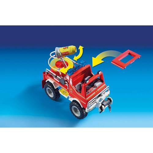 Playmobil 9466 Fire Truck
