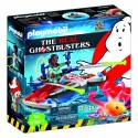 Playmobil Ghostbusters 9387 Zeddemore With Aqua Scooter