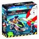 Playmobil Ghostbusters 9388 Stantz With Skybike