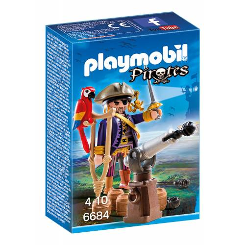 Playmobil Pirates 6684 Pirate Captain