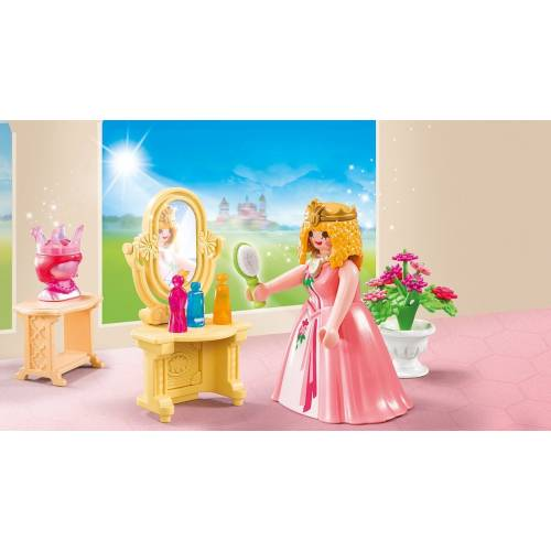 Playmobil Princess 5650 Princess Vanity Carry Case