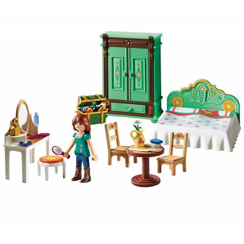 Playmobil Spirit 9476 Lucky's Bedroom