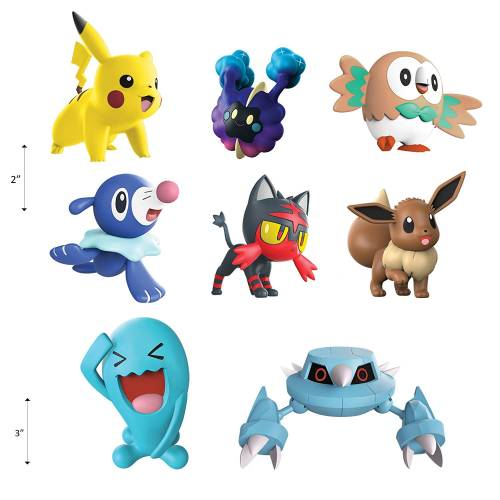 Pokemon Battle Figure Multi Pack