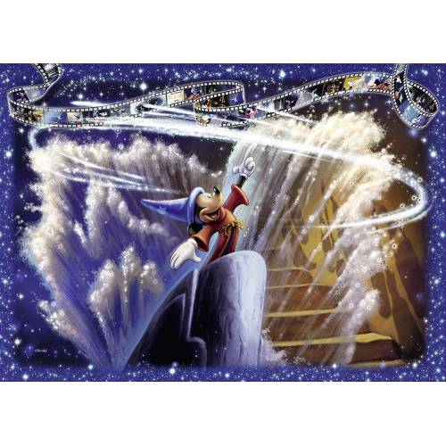 Ravensburger 1000pc Disney Collector's Edition Fantasia Pieces Jigsaw Puzzle