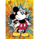 Ravensburger 1000pc Disney Retro Mickey Mouse Jigsaw Puzzle