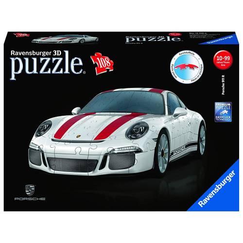 Ravensburger 108pc 3D Jigsaw Puzzle Porsche 911 R