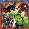 Ravensburger 3 x 49pc Puzzles Marvel Avengers