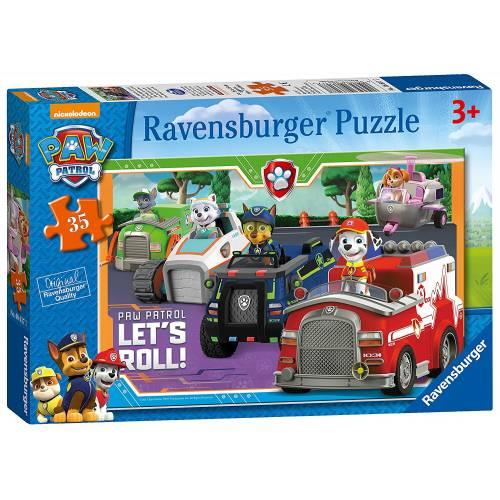 Ravensburger 35pc Puzzle Paw Patrol