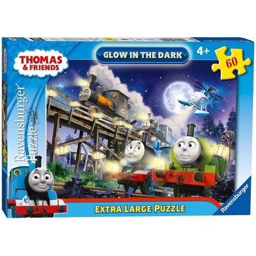 Ravensburger 60pc Extra Large Puzzle Thomas & Friends Glow in the Dark