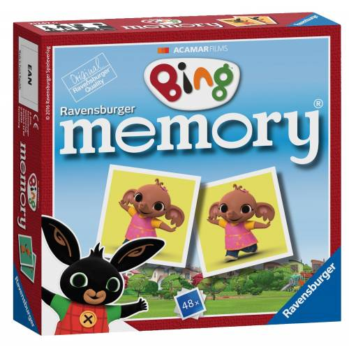 Ravensburger Mini Memory Game Bing