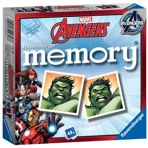 Ravensburger Mini Memory Game Marvel Avengers