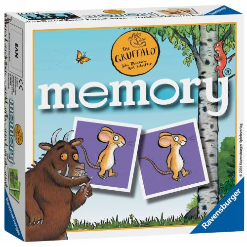 Ravensburger Mini Memory Game The Gruffalo