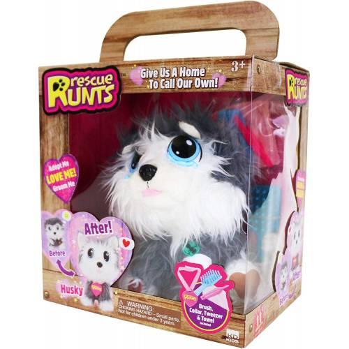 Rescue Runts - Husky