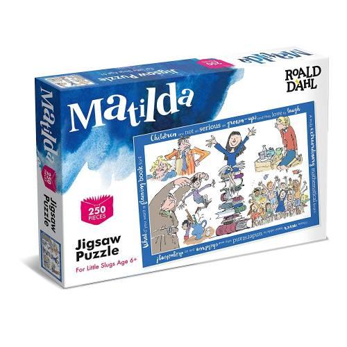 Roald Dahl - Matilda 250pc Puzzle