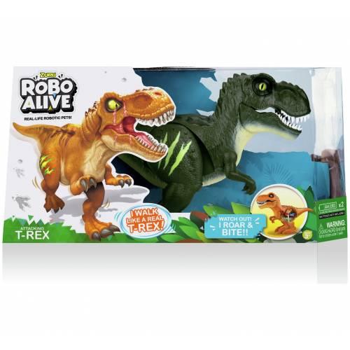 Robo Alive T-Rex - Jungle Green